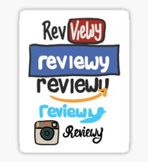 Reviewy Sticker