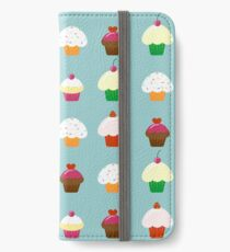Cupcakes iPhone Wallet