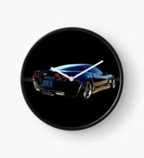 Chevrolet Corvette Z06 Clock
