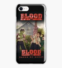Dragon Ball: Blood In Blood Out iPhone Case/Skin