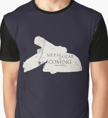 Metal Gear Shagohod Graphic T-Shirt