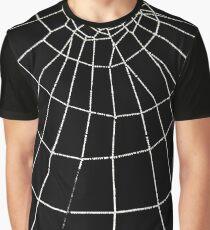 Spiderweb product Design Graphic T-Shirt
