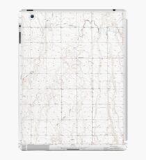USGS TOPO Map Colorado CO Sunnydale 234660 1949 24000 iPad Case/Skin