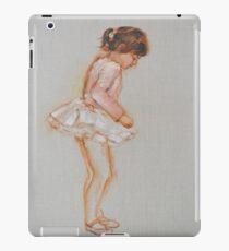 Ballet Lesson iPad Case/Skin