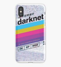Vaporwave - Darknet/Deep-Web iPhone Case/Skin