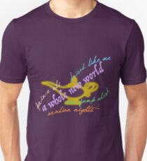 Aladdin songs Unisex T-Shirt