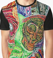 Psychedelish Graphic T-Shirt