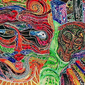 Psychedelish by AngelinaElander
