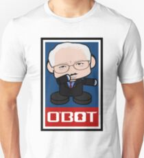 Bernie'bot POLITICO'BOT Toy Robot 2.0 Unisex T-Shirt
