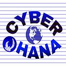 CYBER OHANA by WhiteDove Studio kj gordon