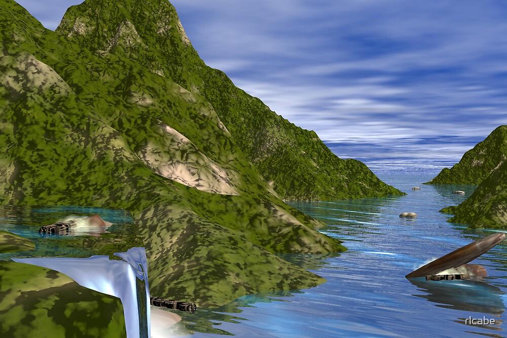 tropical isle by rlcabe