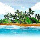 Paradise  by WhiteDove Studio kj gordon