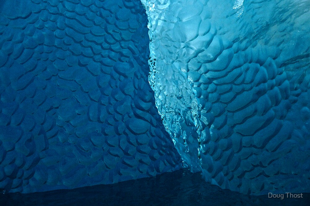 Blue Ice by Doug Thost