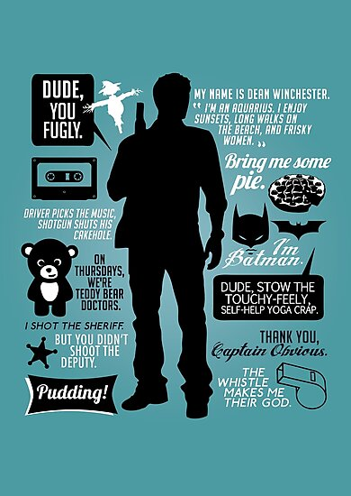 Dean Winchester Quotes by Avia Asner