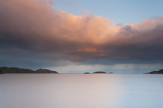 sunrise, loch inver (3) by codaimages