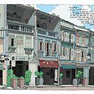 Singapore Street heritage by David  Kennett