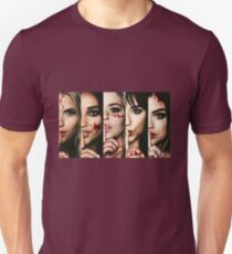 who is A pretty little liars Unisex T-Shirt