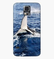 A Whale Of A Time Case/Skin for Samsung Galaxy