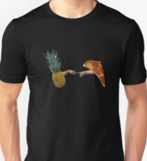 Creation of Pineapple Pizza T-Shirt