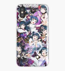Yoshiko Tsushima Collage; Love Live iPhone Case/Skin
