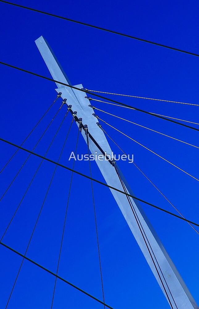 Crossed Wires. by Aussiebluey