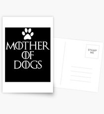 Mother Of Dogs Postcards