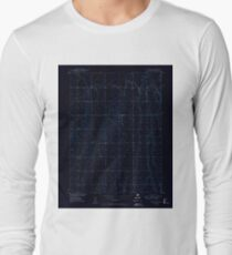 USGS TOPO Map Colorado CO Sunnydale 402120 1949 24000 Inverted T-Shirt