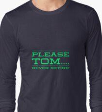 Tom Brady - Patriots Long Sleeve T-Shirt