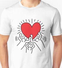Keith Haring Love Falsettos T-Shirt