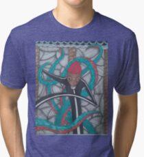 summoning Tri-blend T-Shirt