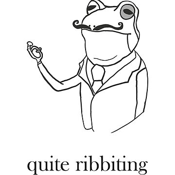 Quite Ribbiting by mcost45