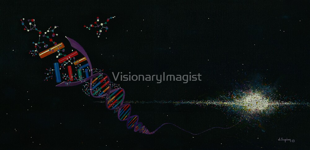 THE SPIRAL STAIRCASE by VisionaryImagist