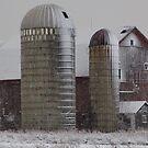 Michigan Barn by Kenneth Haley