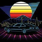 Retro 80s Supra by tanyarose
