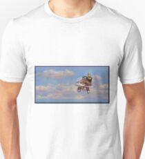 The 1942 Pedal Plane Unisex T-Shirt