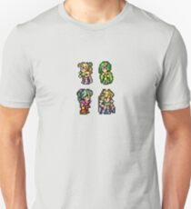 Girls of Final Fantasy Unisex T-Shirt
