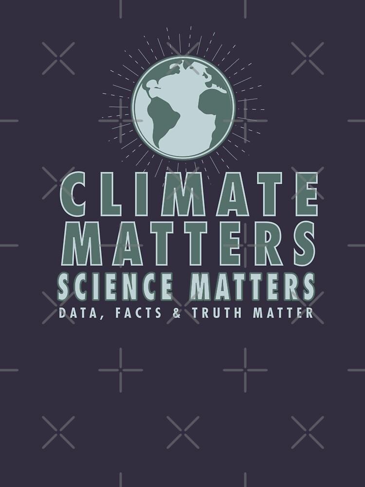 Klimaangelegenheiten - Wissenschaft zählt von jitterfly