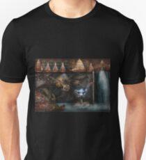 Steampunk - Industrial Society Unisex T-Shirt