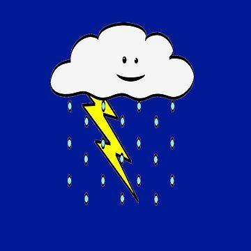 Happy Storm by Serpentine16