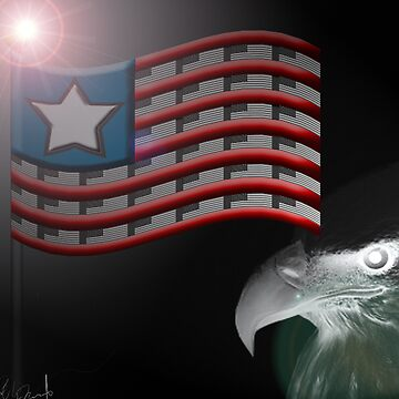 American Eagle by AdamWarlock151