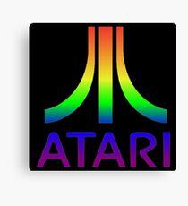 Atari - Logo Canvas Print
