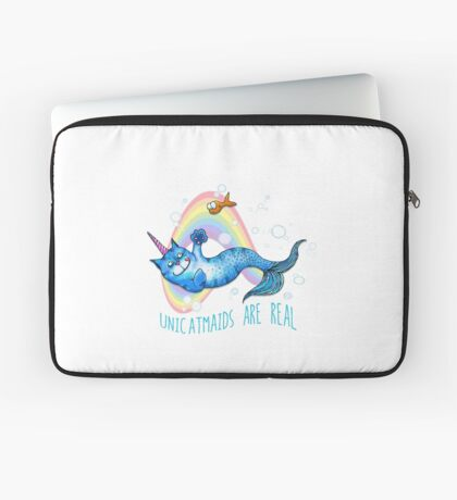 Unicatmaids are real Laptop Sleeve