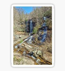 Reedy Cove Falls - South Carolina USA Sticker