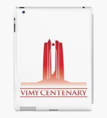 Vimy Centenary Flag Transition iPad Case/Skin