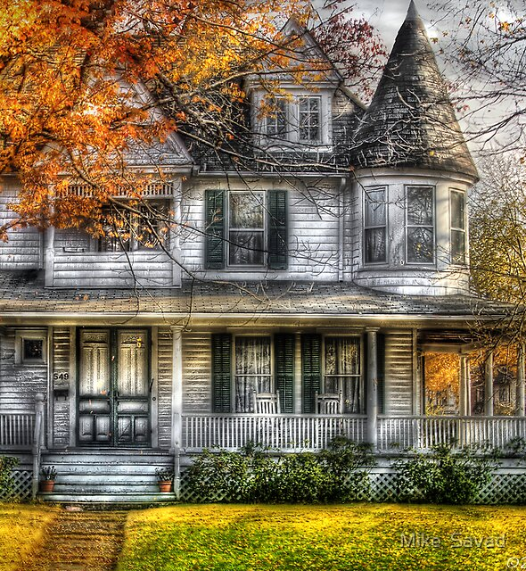 Classic Victorian  by Michael Savad