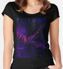 aestetic dope Women's Fitted Scoop T-Shirt