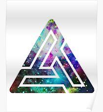 Chris Brown Black Pyramid Poster