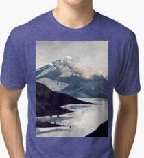 Calming Mountain Tri-blend T-Shirt