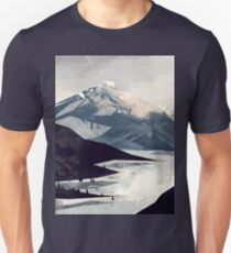 Calming Mountain Unisex T-Shirt