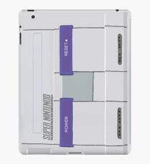 Snes Console iPad Case/Skin
